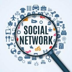 اینفوگرافی کدام شبکه اجتماعی برای کسب و کار شما مناسب تر است